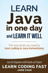 Picture of Learn Java In One And Learn It Well