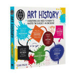 Picture of A Degree in a Book: Art History: Everything you need to know to master the subject - in one book!