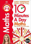 Picture of 10 Minutes a Day Maths Ages 3-5