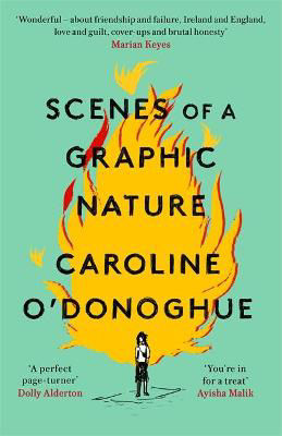 Picture of Scenes of a Graphic Nature (Cork Author)