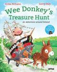 Picture of Wee Donkey's Treasure Hunt: An adventure around Ireland