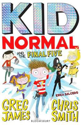 Picture of Kid Normal and the Final Five: Kid Normal 4