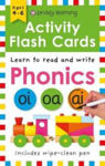 Picture of Activity Flash Cards Phonics
