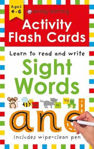 Picture of Activity Flash Cards Sight Words