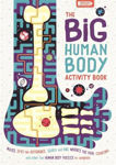 Picture of Big Human Body Activity Book