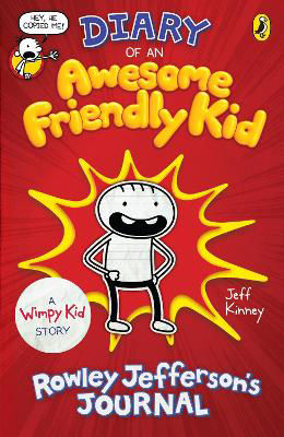Picture of Diary of an Awesome Friendly Kid: Rowley Jefferson's Journal