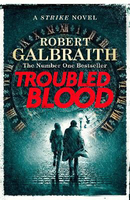 Picture of Troubled Blood (Cormoran Strike 5)