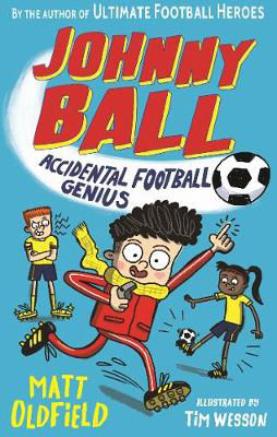Picture of Johnny Ball Accidental Football Genius