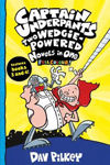 Picture of Captain Underpants: Two Wedgie-Powered Novels in One (Full Colour!)
