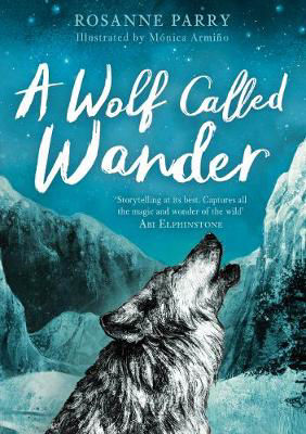 Picture of A Wolf Called Wander