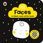 Picture of Baby Touch: Faces: a black-and white-book