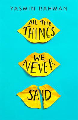 Picture of All the Things We Never Said