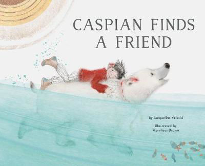 Picture of Caspian Finds a Friend