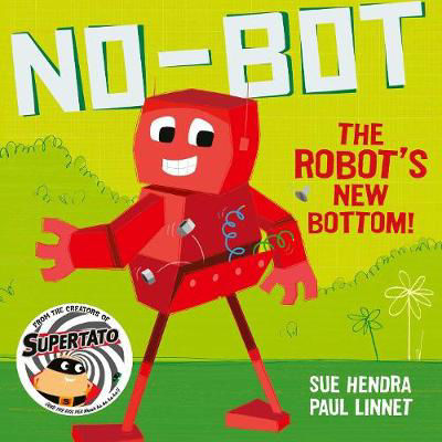 Picture of No-Bot the Robot's New Bottom
