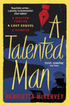Picture of A Talented Man: A gripping suspense novel about a lost sequel to Dracula