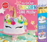 Picture of Sew Your Own Unicorn Cake Pillow