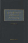 Picture of Judicial Review of Criminal Proceedings 2nd edition
