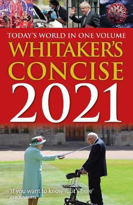 Picture of Whitaker's Concise 2021: Today's World In One Volume