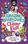 Picture of Amazing Brain Games For Clever Kids