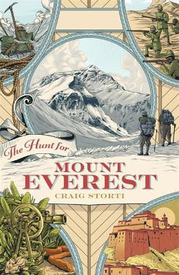 Picture of The Hunt for Mount Everest