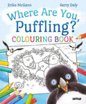 Picture of Where Are You, Puffling? Colouring Book