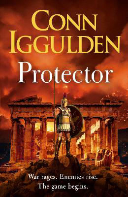 Picture of Protector : The epic new adventure through the battlefields of ancient Greece