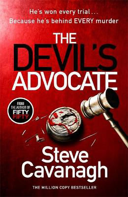 Picture of Devil's Advocate - New Eddie Flynn