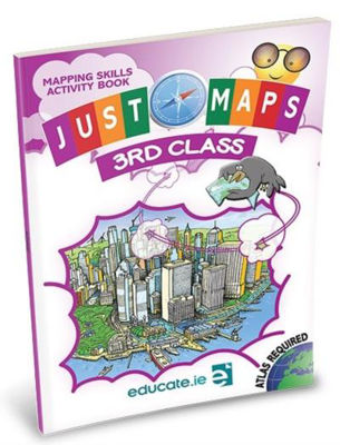 Picture of Just Maps 3rd Class