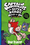 Picture of Captain Underpants: Two Super-Heroic Novels in One (Full Colour!)