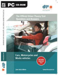 Picture of Driver Theory Test CD-Rom: Cars, Motorcycles & Work Vehicles 2019 ed