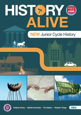 Picture of History Alive Pack Junior Cycle History
