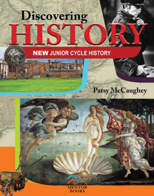 Picture of Discovering History New Junior Cycle Textbook and Workbook