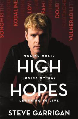Picture of High Hopes : Making Music, Losing My Way, Learning to Live