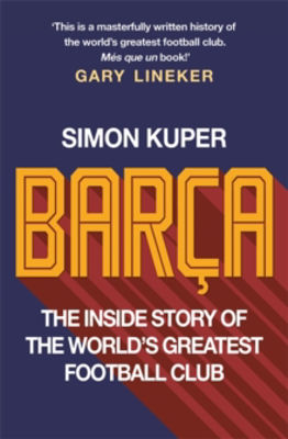 Picture of Barca : The inside story of the world's greatest football club