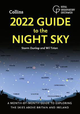 Picture of 2022 Guide to the Night Sky: A month-by-month guide to exploring the skies above Britain and Ireland