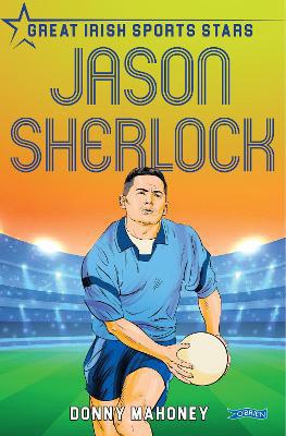 Picture of Jason Sherlock: Great Irish Sports Stars