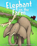 Picture of Elephant On The Farm