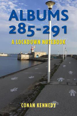 Picture of ALBUMS 285-291: A LOCKDOWN NOTEBOOK