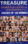 Picture of Treasure : Stories Of Covid - 19 Lockdown ( Vol.2)  Voices Of 120 Irish Women