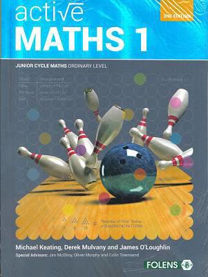 Picture of Active Maths 1  Junior Cycle Maths 2018 Ordinary Level 2